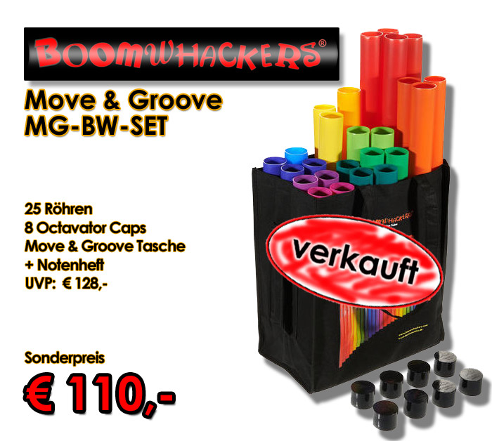 Boomwhackersset